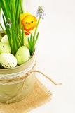 Wielkanocy wciąż życie Obraz Royalty Free