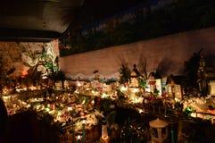 Wielki żłób w Kolumbia Fotografia Royalty Free