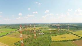 Wielki antena szyk zdjęcie wideo