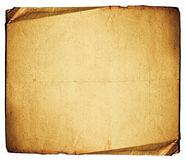 wielki arkusza papieru Fotografia Royalty Free