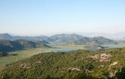 wielki balkans dsc Czarnogóry Sony skadar jezioro zdjęcia royalty free