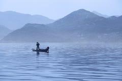 wielki balkans dsc Czarnogóry Sony skadar jezioro Zdjęcie Royalty Free