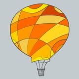 wielki balonowy ilustracji
