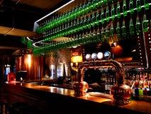 Wielki bar z widokiem Fotografia Stock