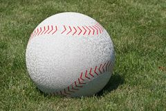 Wielki baseball Zdjęcia Royalty Free