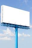 wielki billboardu ślepej próby Zdjęcia Royalty Free