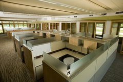 Wielki biuro Obrazy Stock