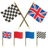 wielki Britain wygranie Obraz Royalty Free