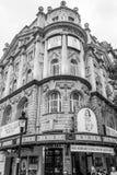 Wielki BRYTANIA, WRZESIEŃ - 19, 2016 ABBA Muzykalny Mamma Mia przy Novello Theatre w Londyn, LONDYN - Obrazy Royalty Free