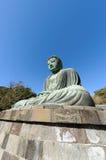 Wielki Buddha Kamakura Zdjęcie Royalty Free