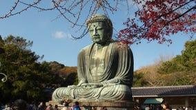 Wielki Buddha Kamakura Zdjęcia Stock