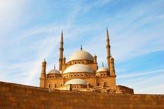 wielki Cairo meczet Obrazy Royalty Free