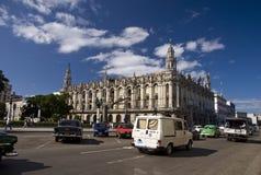 wielki Cuba theatre Havana Obrazy Royalty Free