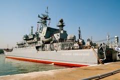 Wielki desantowy statek Zdjęcie Stock