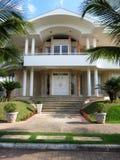 wielki dom Zdjęcie Royalty Free