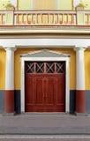 Wielki drzwi Obraz Royalty Free