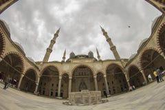 wielki Edirne selimiye indyk meczetowy Zdjęcia Stock