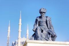 wielki Edirne selimiye indyk meczetowy obrazy stock