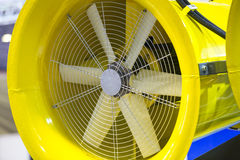 Wielki fan Obraz Stock