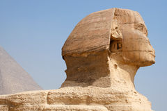 wielki Giza sfinks Zdjęcia Royalty Free