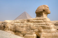 wielki Giza sfinks Obrazy Royalty Free