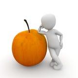 Wielki jabłko Fotografia Stock