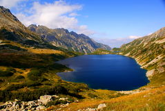 wielki jezioro Zdjęcie Stock