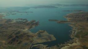 Wielki jezioro w zachodniej australii zbiory