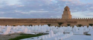 wielki kairouan meczet zdjęcie royalty free