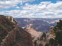 wielki kanion w arizonie. Zdjęcie Stock