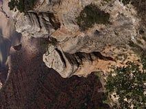 wielki kanion w arizonie. Obrazy Stock