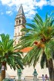 Wielki kościół Obrazy Royalty Free