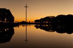 Wielki Krzyż obrazy stock