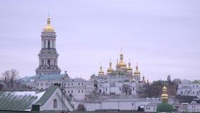 Wielki Lavra Dzwonkowy wierza lub Wielka dzwonnica zbiory wideo