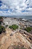 wielki Maine do nieba Fotografia Royalty Free