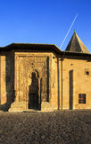 Wielki meczet i szpital Divrigi fotografia stock