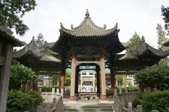 Wielki meczet w Xi'an Obraz Royalty Free