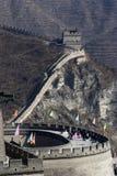 wielki mur. obrazy stock
