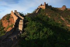 wielki mur. zdjęcie royalty free