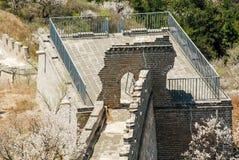 wielki mur Zdjęcie Royalty Free