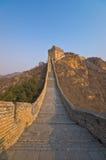 Wielki Mur Chiny Zdjęcie Stock