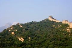 Wielki mur, miejsce Badaling Obrazy Royalty Free