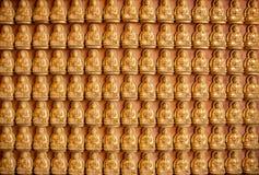 Wielki Mur w Porcelanowej pięknej świątyni Zdjęcie Stock