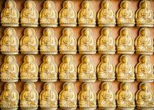 Wielki Mur w Porcelanowej pięknej świątyni Fotografia Royalty Free