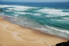 Wielki Otway park narodowy wzdłuż Wielkiej ocean drogi, Australia Fotografia Royalty Free