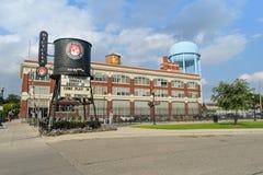 Wielki Północny Bicykle Firma w Fargo, ND zdjęcie royalty free