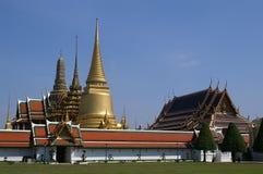 wielki pałac Zdjęcie Royalty Free