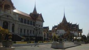 wielki pałac Thailand bangkoku Zdjęcia Stock