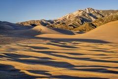 Wielki piasek diun park narodowy Obrazy Stock