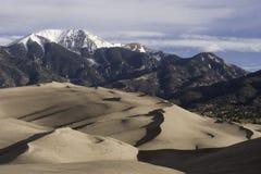 Wielki piasek diun park narodowy Fotografia Stock